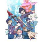 リトルウィッチアカデミア Vol.6 DVD<初回生産限定版>
