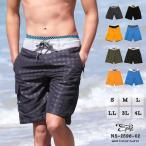 水着 メンズ サーフパンツ ボードショーツ 海パン 海水パンツ 大きいサイズ ns-2596-02