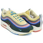 NIKE AIR MAX 1/97 VF SW ''VOTE FORWARD'' ''SEAN WOTHERSPOON'' 【ナイキ エア マックス】 LT BLUE FURY / LEMON WASH