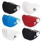 adidas FACE COVERS 3-PACK 【アディダス フェイスカバー スポーツ マスク】【返品・交換不可】 6 COLORS (同色3枚セット)