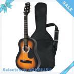 SepiaCrue セピアクルー ミニアコースティックギター W-50/TS タバコサンバースト (ソフトケース付)