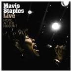 【輸入盤】MAVIS STAPLES メイヴィス・ステイプルズ/LIVE : HOPE AT THE HIDEOUT(CD)
