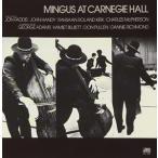 【輸入盤】CHARLES MINGUS チャールズ・ミンガス/LIVE AT CARNEGIE HALL(CD)