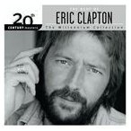 【輸入盤】ERIC CLAPTON エリック・クラプトン/20TH CENTURY MASTERS : MILLENNIUM COLLECTION(CD)