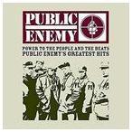 【輸入盤】PUBLIC ENEMY パブリック・エナミー/POWER TO THE PEOPLE AND THE BEATS : GREATEST HITS(CD)