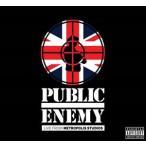 【輸入盤】PUBLIC ENEMY パブリック・エナミー/LIVE FROM METROPOLIS STUDIOS(CD)