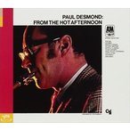 ��͢���ס�PAUL DESMOND �ݡ��롦�ǥ����ɡ�FROM THE HOT AFTERNOON(CD)