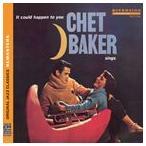 【輸入盤】CHET BAKER チェット・ベイカー/IT COULD HAPPEN TO YOU (OJC REMASTERS)(CD)