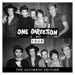 【輸入盤】ONE DIRECTION ワン・ダイレクション/FOUR (ULTIMATE EDITION/DVD SIZE/LTD)(CD)