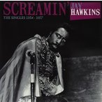 輸入盤 SCREAMIN' JAY HAWKINS / SINGLES 1954-1957 [LP]