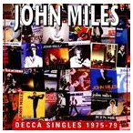 【輸入盤】JOHN MILES ジョン・マイルズ/DECCA SINGLES 1975 - 1979 (REMASTER)(CD)