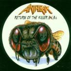 【輸入盤】ANTHRAX アンスラックス/RETURN OF THE KILLER A'S(CD)