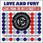 【輸入盤】VARIOUS ヴァリアス/LOVE&FURY : GEMS FROM THE DECCA VAULTS UK 1961-1962(CD)
