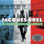 【輸入盤】JACQUES BREL ジャック・ブレル/60 PLUS BELLES CHANSONS(CD)