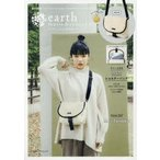 earth music & ecology SHOULDER BAG BOOK BEIGE