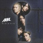 AAA/Hide-away(CD+DVD ※Hide &SeeK収録)/ジャケットA)(CD)