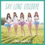 東京女子流/Say long goodbye/ヒマワリと星屑 -English Version-(Type-A/CD+DVD)(CD)