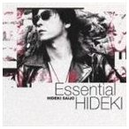 西城秀樹/Essential HIDEKI 30th Anniversary Best Collection 1972-1999(CD)