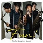 The Rev Saxophone Quartet / FUN! [CD]
