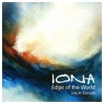 アイオナ/エッジ・オブ・ザ・ワールド〜ライヴ・イン・ヨーロッパ(CD)