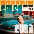 Casa de La Musica Salsa Selection Vol.2(CD)