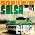 ダニエル・ロザーダ・グスマン/Casa de La Musica Salsa Selection Vol.3(CD)