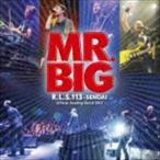 MR.BIG/R.L.S.113-SENDAI オフィシャル・ブートレグ Nov.8 2014(初回生産限定盤/HQCD)(CD)