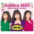 Mi-Ke/Mi-Ke Golden Hits 20th Anniversary(CD+DVD)(CD)