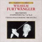 ヴィルヘルム・フルトヴェングラー(cond)/ベートーヴェン:交響曲 第7番、第8番(1954年)(UHQCD)(CD)
