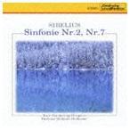クルト・ザンデルリング(cond)/シベリウス: 交響曲 第2番/第7番(廉価盤)(CD)