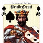 ジェントル・ジャイアント/ザ・パワー・アンド・ザ・グローリー(CD+Blu-ray)(CD)