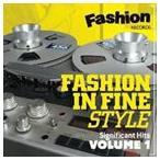 Yahoo!ぐるぐる王国2号館 ヤフー店ファッション・イン・ファイン・スタイル・シグニフィカント・ヒッツ(CD)