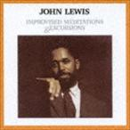 ジョン・ルイス/インプロバイズド・メディテイションズ・アンド・エクスカーションズ +8ボーナストラックス(CD)