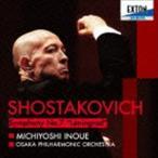 井上道義 大阪フィル/ショスタコーヴィチ:交響曲第7番「レニングラード」(CD)
