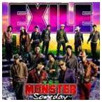 EXILE/THE MONSTER〜Someday〜(ジャケットA/CD+DVD)(CD)
