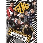GENERATIONS from EXILE TRIBE/GENERATION EX(CD+Blu-ray)(CD)