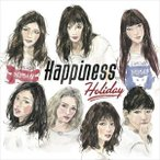 Happiness/Holiday(CD+DVD)(CD)