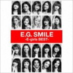 E-girls/E.G. SMILE -E-girls BEST-(2CD+3DVD+スマプラ)(CD)