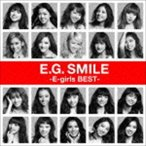 E-girls/E.G. SMILE -E-girls BEST-(2CD+スマプラ)(CD)