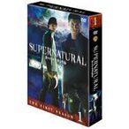 SUPERNATURAL スーパーナチュラル〈ファースト・シーズン〉DVDコレクターズ・ボックス1(4枚組)(DVD)