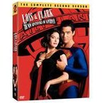LOIS&CLARK 新スーパーマンDVDコレクターズ・ボックス2(DVD)