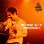 久保田利伸/3周まわって素でLive!〜THE HOUSE PARTY!〜(初回生産限定盤/CD+DVD)(CD)