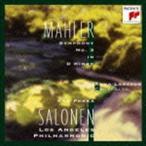 エサ=ペッカ・サロネン(cond)/マーラー: 交響曲第3番&バッハ=マーラー: 管弦楽組曲(CD)