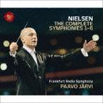パーヴォ・ヤルヴィ フランクフルト放送交響楽団/ニールセン:交響曲全集(Blu-specCD2)(CD)