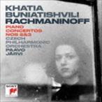 カティア・ブニアティシヴィリ(p)/ラフマニノフ:ピアノ協奏曲第2番&第3番(Blu-specCD2)(CD)