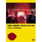筋肉少女帯/THE SHOW MUST GO ON 〜Live In OSAKA〜(通常盤)(DVD)