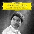エミール・ギレリス(p)/ギレリス 1964年シアトル・リサイタル(SHM-CD)(CD)