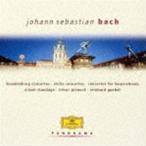 J.S.バッハ:ブランデンブルク協奏曲(全曲)/ヴァイオリン協奏曲第1・2番/チェンバロ協奏曲第1番/4台のチェンバロのため...(CD)