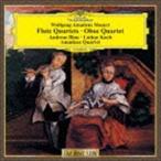 ブラウ/コッホ アマデウスSQ/モーツァルト:フルート四重奏曲第1番-第4番 オーボエ四重奏曲(CD)