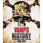 VAMPS/HISTORY-The Complete Video Collection 2008-2014(初回限定盤B)(DVD)
